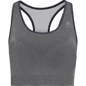 Odlo Seamless Medium Ceramicool Sport Bra Women odlo silver grey melange